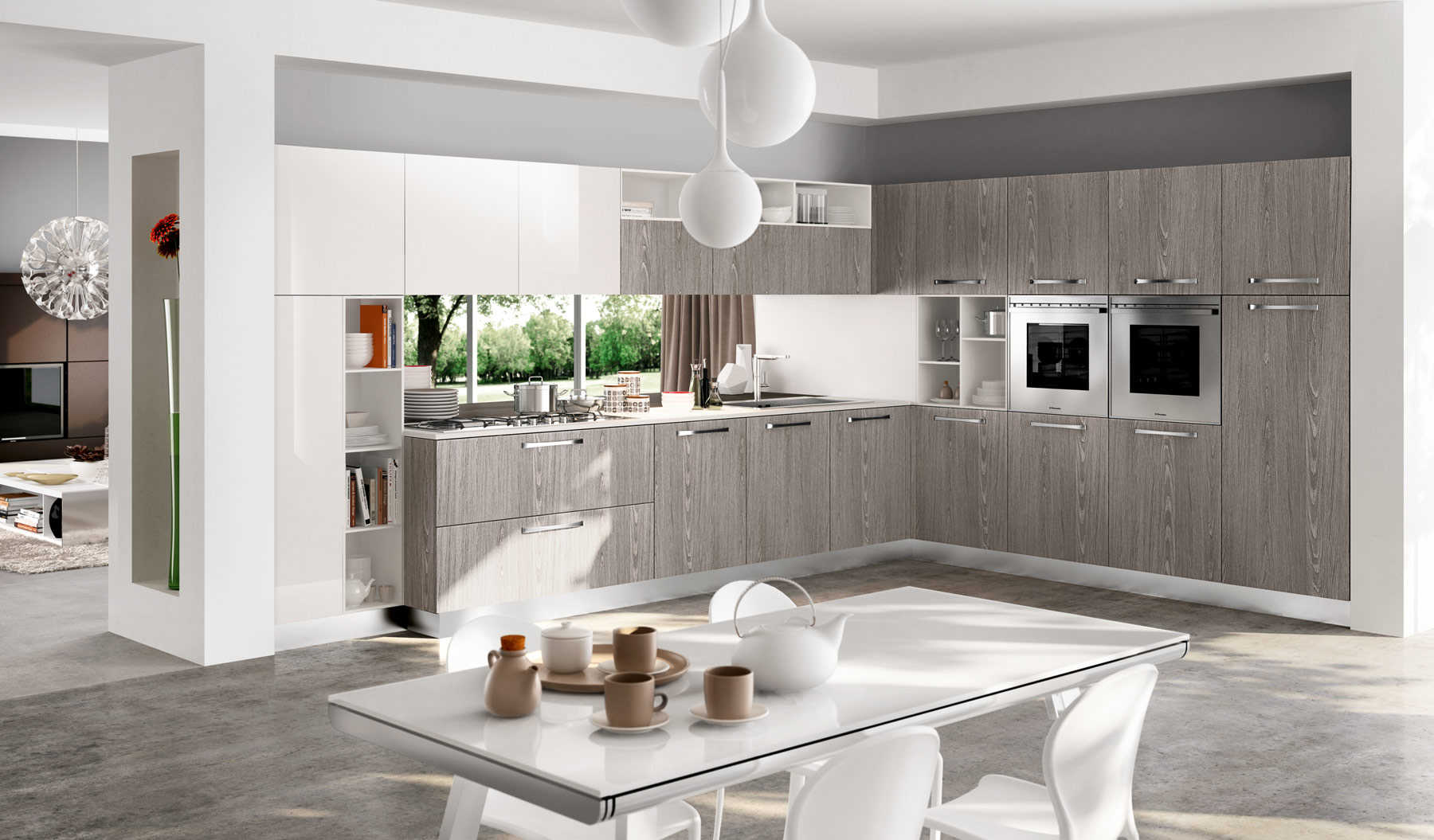 Emejing Riviste Arredamento Cucine Contemporary - Design & Ideas ...