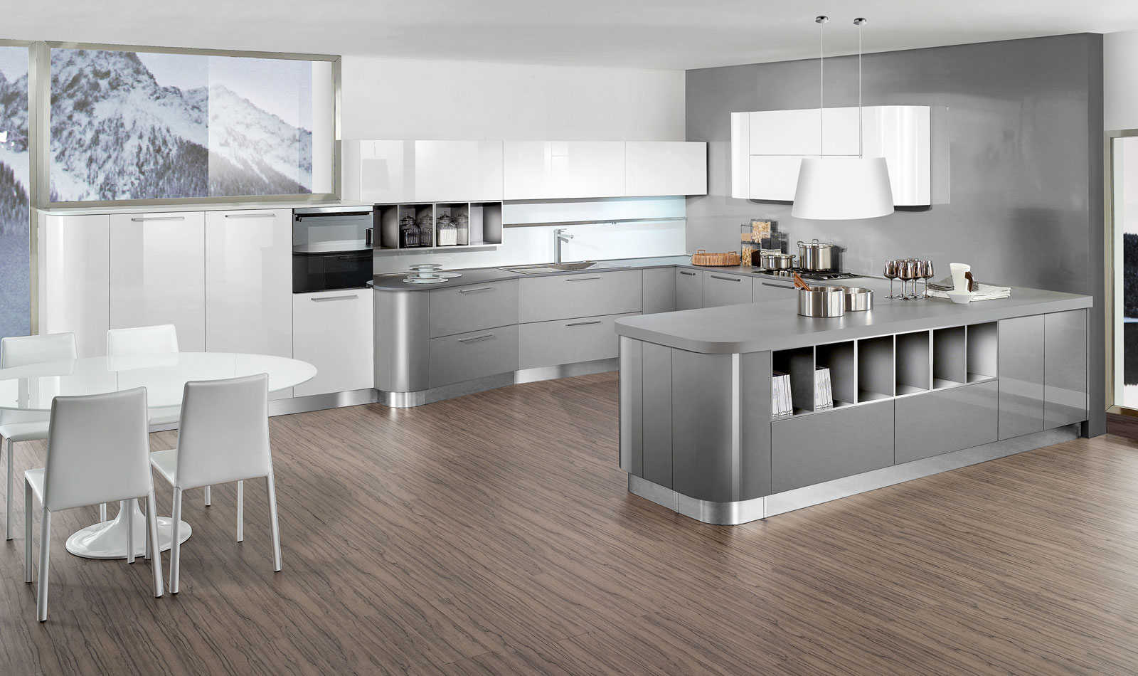 Stunning Cucine Scavolini Moderne 2014 Contemporary - Design & Ideas ...