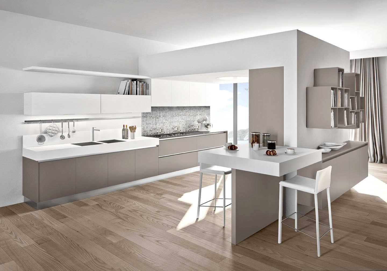 Plana cucina moderna negozio arredamento treviso venezia for Complementi arredo cucina