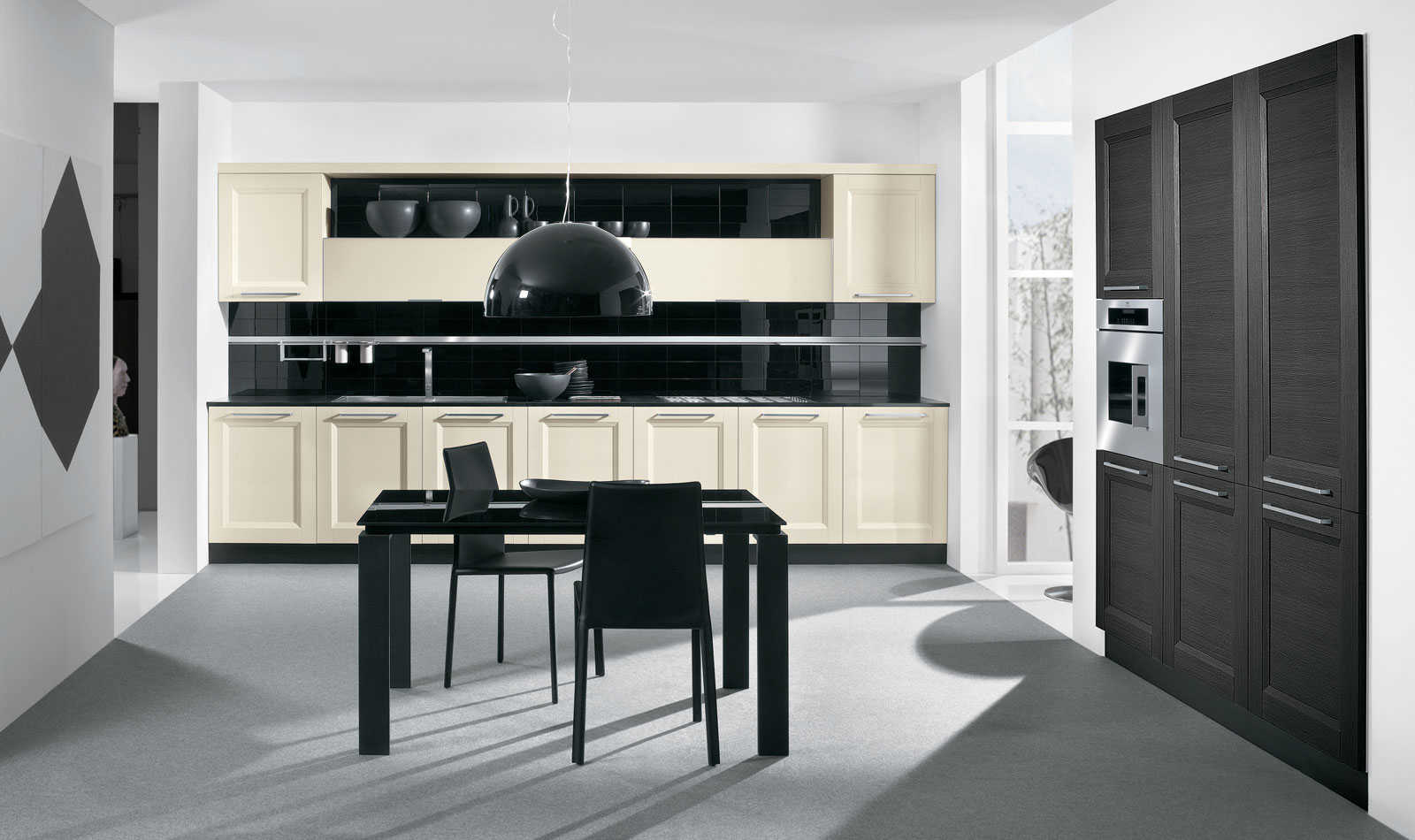 Giove, cucina moderna - negozio arredamento TrevisoNegozio Arredamento